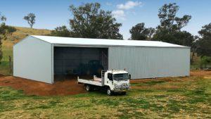 Storage & Workshop Sheds